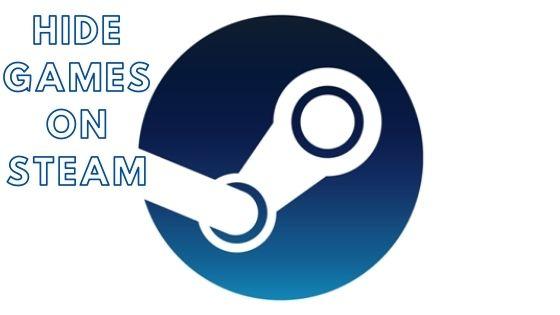 Hide Games on Steam