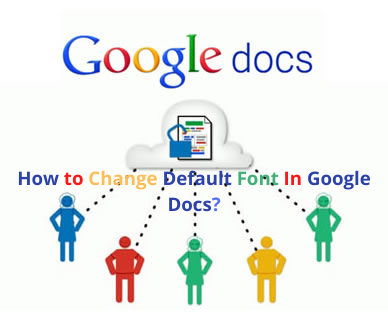 How to Change Default Font In Google Docs_