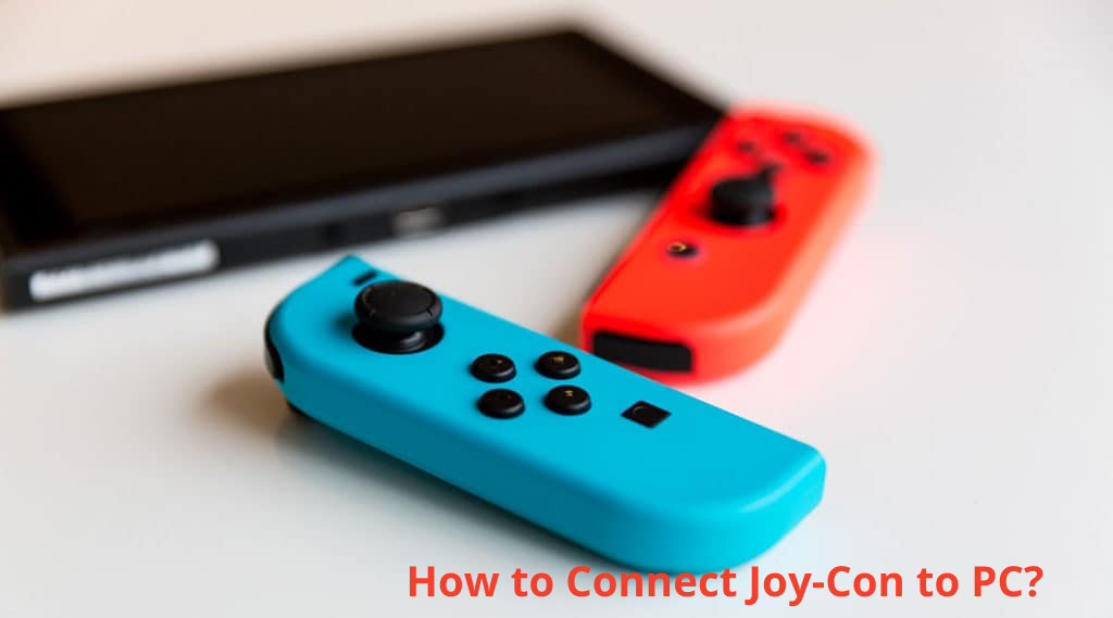 How to Connect Joy-Con to PC