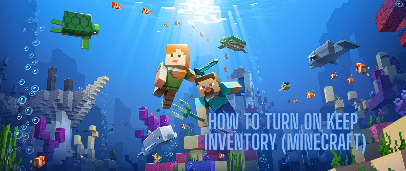 How to Turn On Keep Inventory (Minecraft)