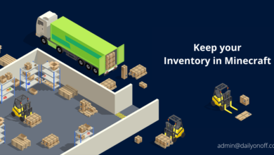 How to Keep your Inventory in Minecraft