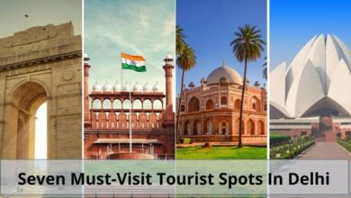Seven Must-Visit Tourist Spots In Delhi