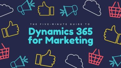 How does Microsoft Dynamics 365 for Marketing Help