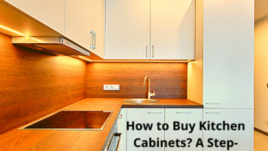 How to Buy Kitchen Cabinets? A Step-by-Step Guide