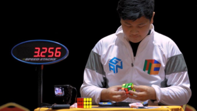 Top cubers in the world
