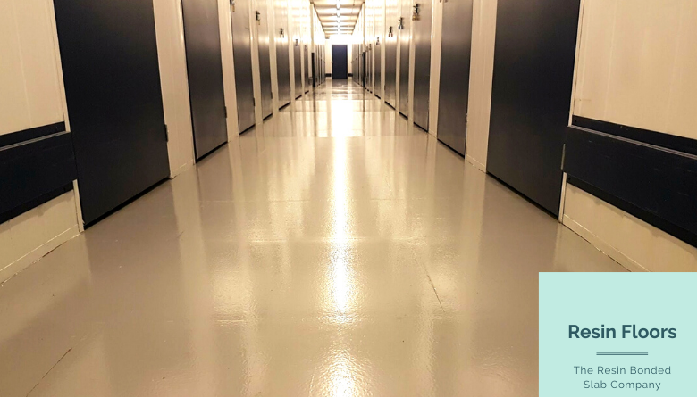 RESIN FLOORS: FOR A MODERN LOOK WITHOUT WORKS