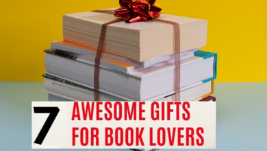 7 Unique Gifts for Book Lovers