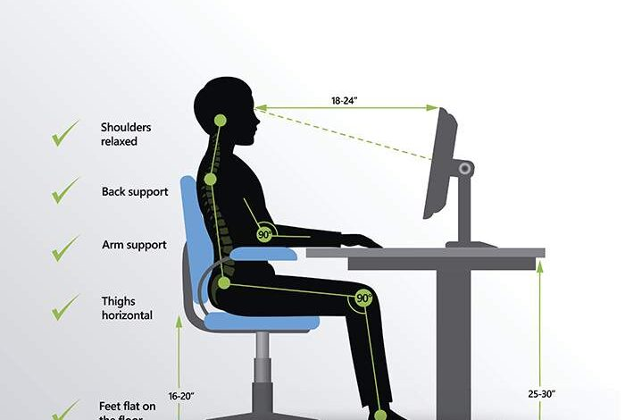 7 Bad Computer Posture Mistakes You're Probably Making
