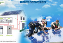 What is the total cost to install a solar panel in UK?