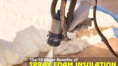 The 10 Major Benefits of Spray Foam Insulation in 2021