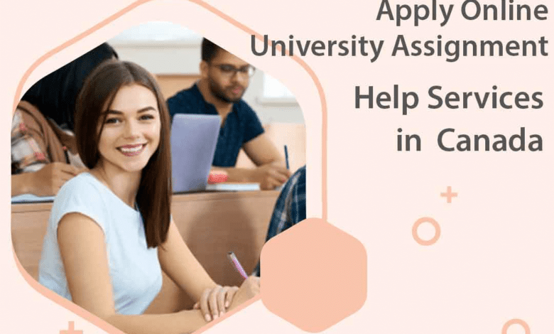 How to Apply Online University Assignment Help Services in Canada