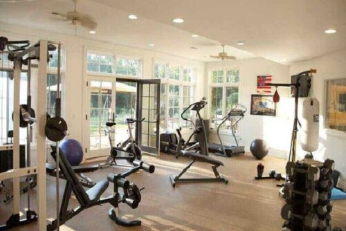 How Commercial Gym Equipment Useful for Home Gyms?