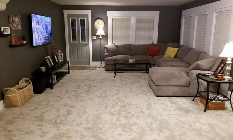 How to choose Best Wall to Wall Carpet For Living Room?
