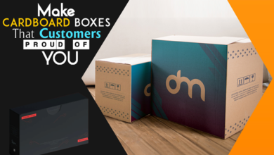 Your Make Cardboard Boxes That Customers Are Proud Of You