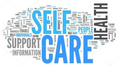 self-care plan
